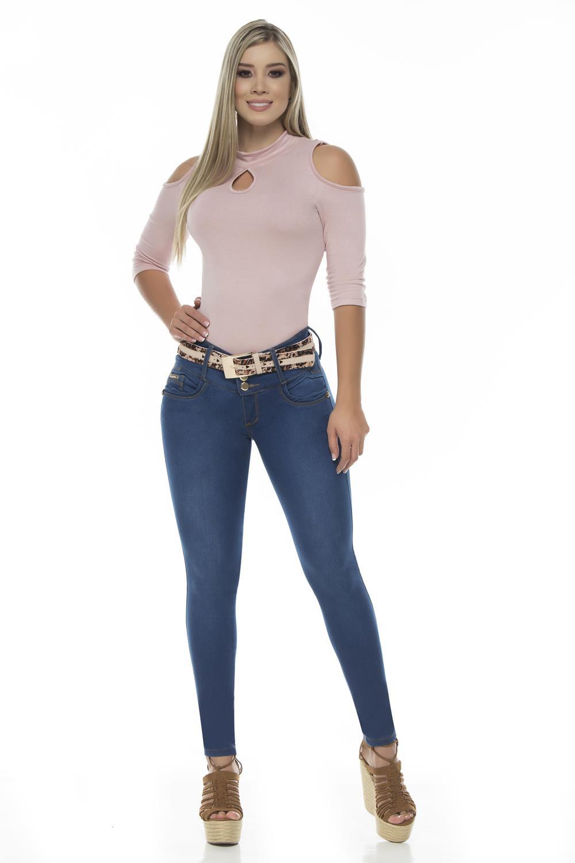 942436d65e Inicio Jeans Jeans Talle Semi Alto Volver a página anterior. Imágenes Zoom