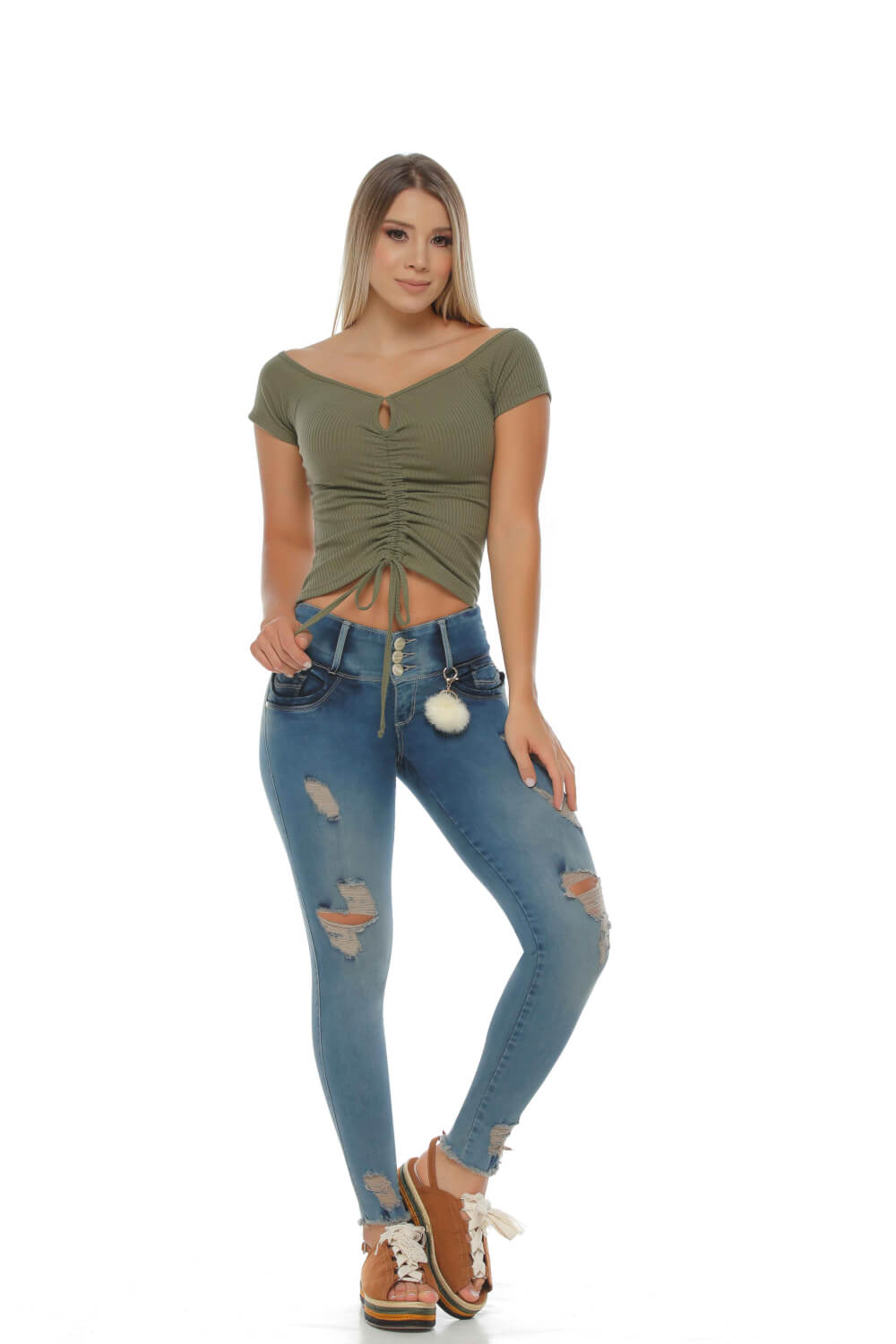 Jean Macondo M3726 - Colombia Jeans - Jeans Colombianos ...