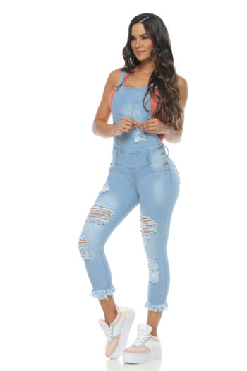 Overoles Colombia Jeans Jeans Colombianos Levanta Cola Enterizos Y Mas